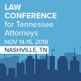 Law Conference for Tennessee Attorneys - Materials Only