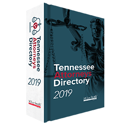 2019  Tennessee Attorneys Directory Online