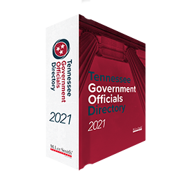 2021 Tennessee Government Officials Directory