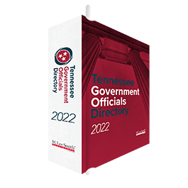 2022 Tennessee Government Officials Directory